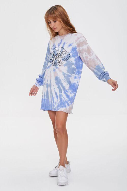 Good Vibes Tie-Dye Dress, image 4