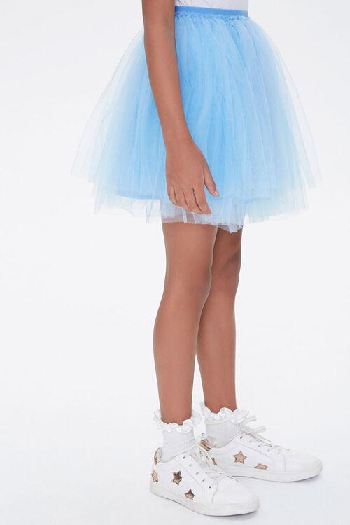 Girls Tulle Ballerina Skirt (Kids), image 3