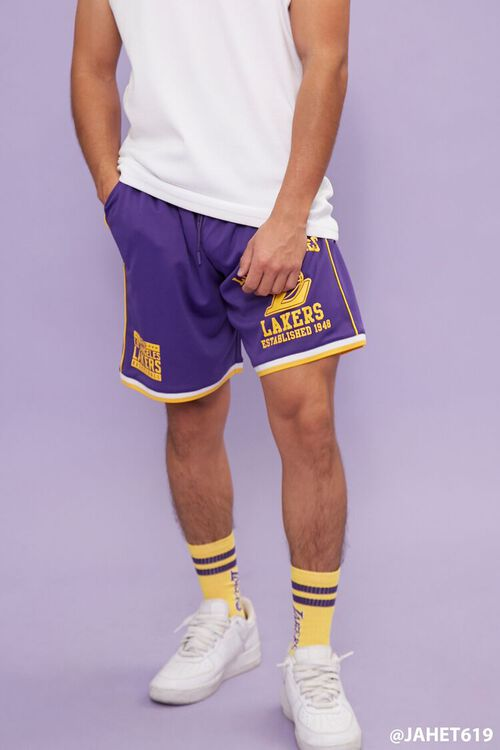 Lakers Graphic Shorts, image 1