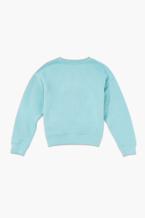 Girls Hello Kitty Graphic Sweatshirt (Kids), image 2