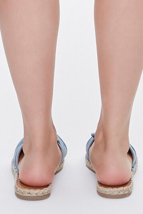 Bow-Top Espadrille Flatform Sandals, image 3