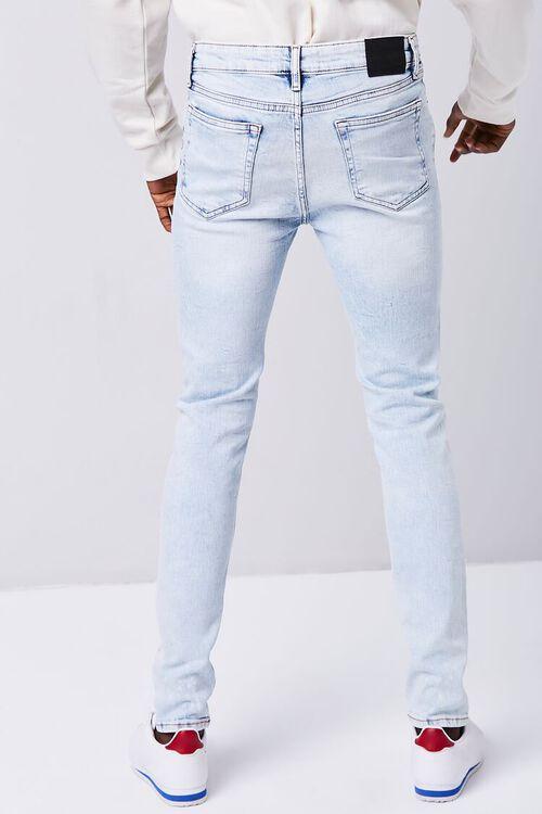 Premium Paint Splatter Skinny Jeans, image 4