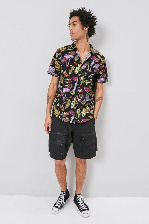 Mushroom Print Shirt, image 4
