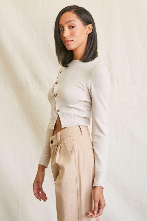 Sweater-Knit Asymmetrical Top, image 2