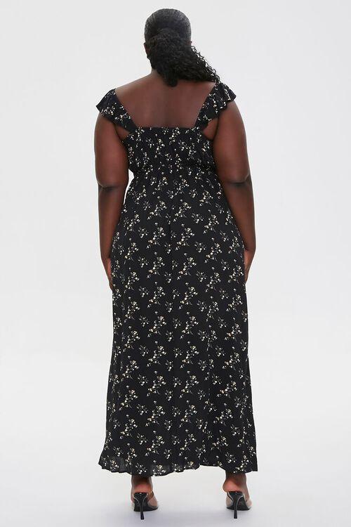 Plus Size Floral Maxi Dress, image 3