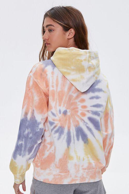 Tie-Dye Fleece Hoodie, image 4