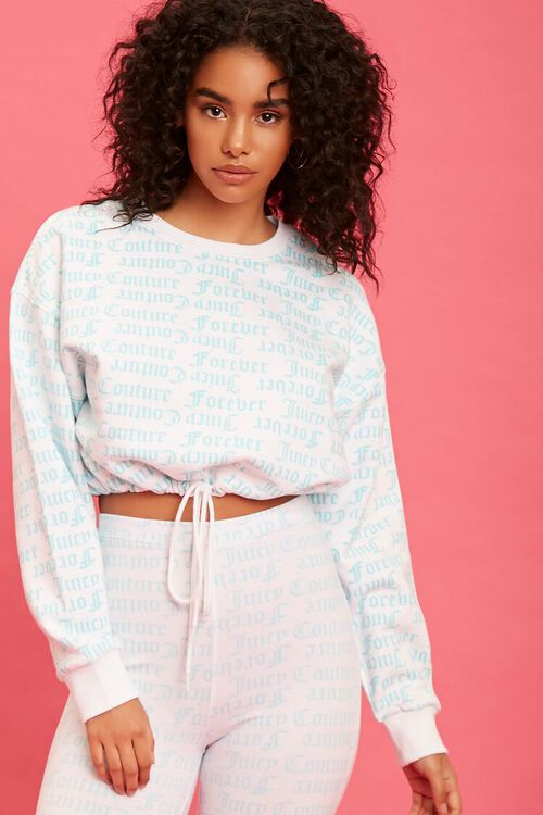 Juicy Couture Fleece Pullover, image 1