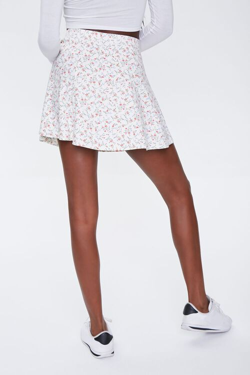 Floral Skater Skirt, image 3