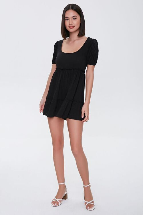 Tiered Ruffle Romper, image 4