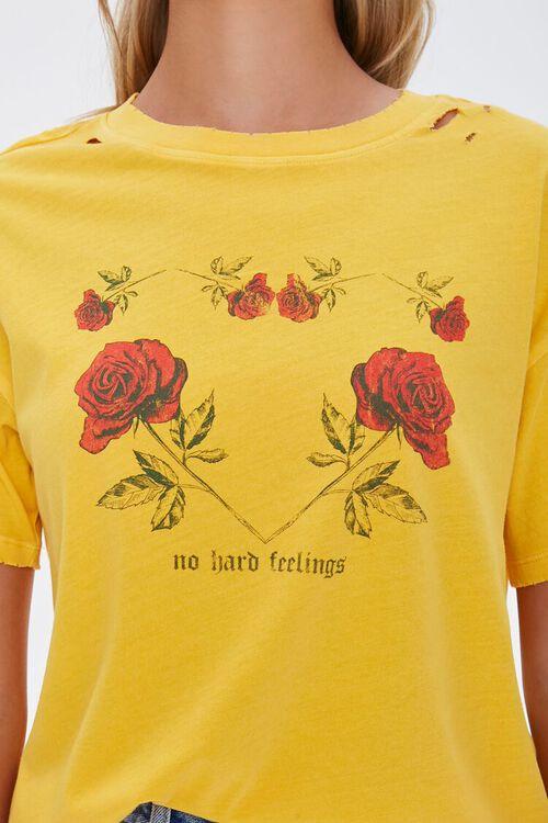 Rose Feelings Graphic Tunic, image 5
