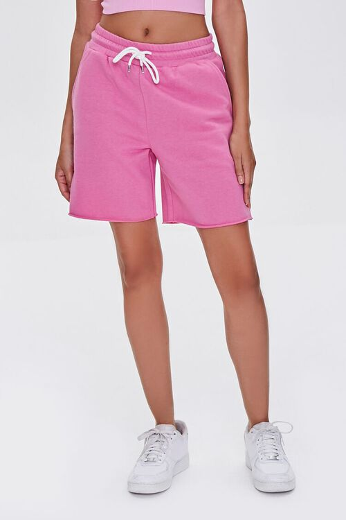 Basic French Terry Sweatshorts, image 2