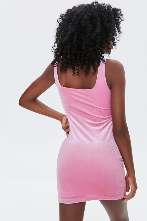 Barbie™ Velvet Mini Dress, image 3