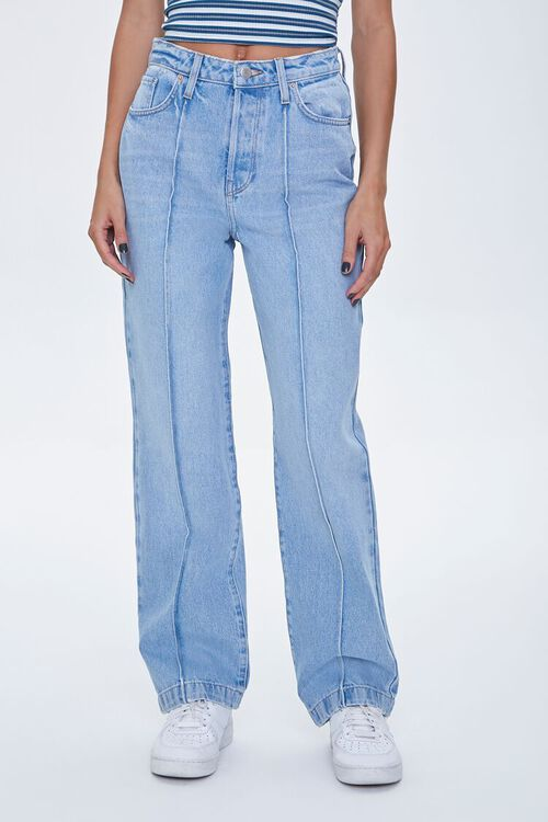 Seamed 90s-Fit Jeans, image 2