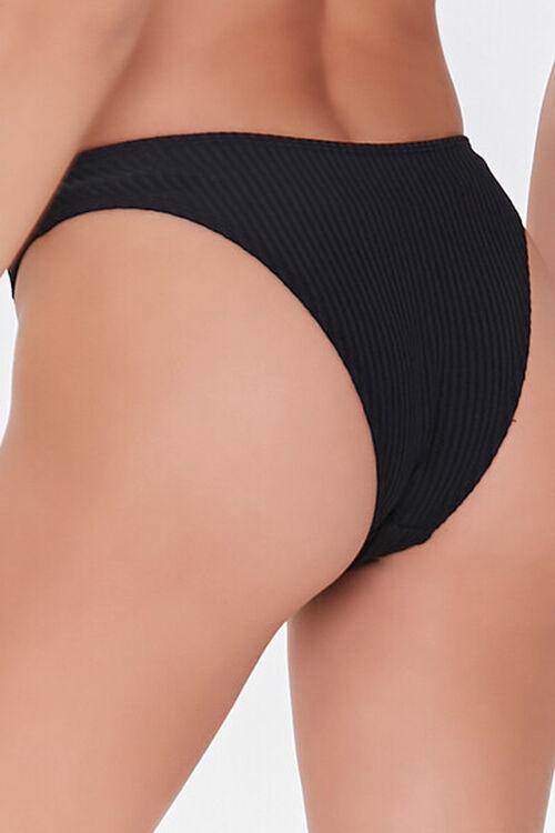 Ribbed Bikini Bottoms, image 4