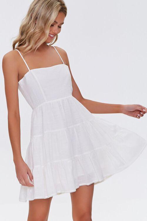 Tiered Cami Mini Dress, image 1