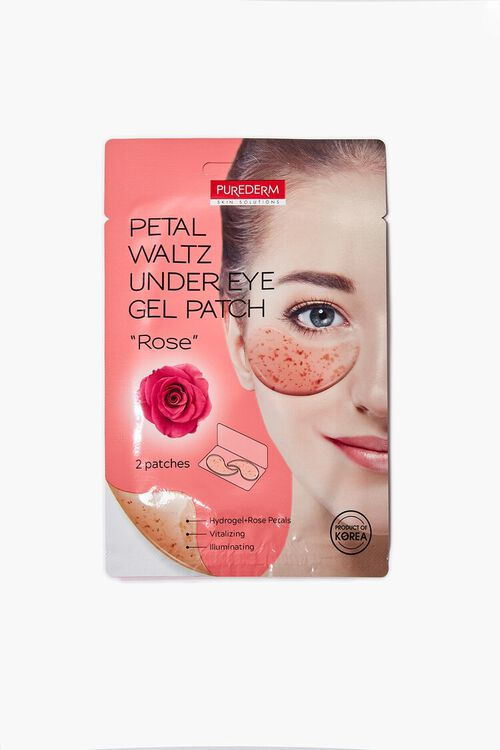PINK Rose Undereye Gel Patches, image 1