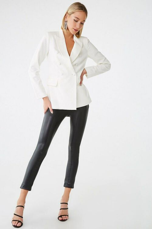 Double-Breasted Blazer, image 4