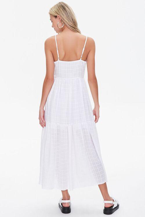 Plaid Midi Dress, image 3