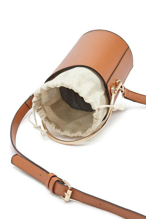 Faux Leather Satchel, image 6