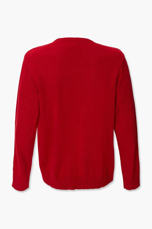 Sleigh All Day Graphic Knit Sweater, image 3