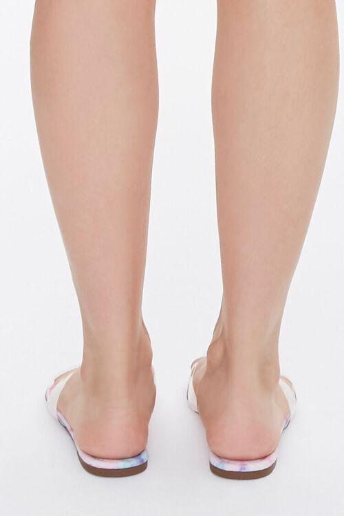Cloud Wash Clear-Strap Sandals, image 3