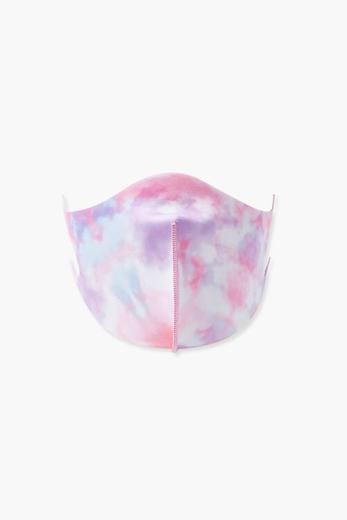 Tie-Dye Wash Face Mask, image 1