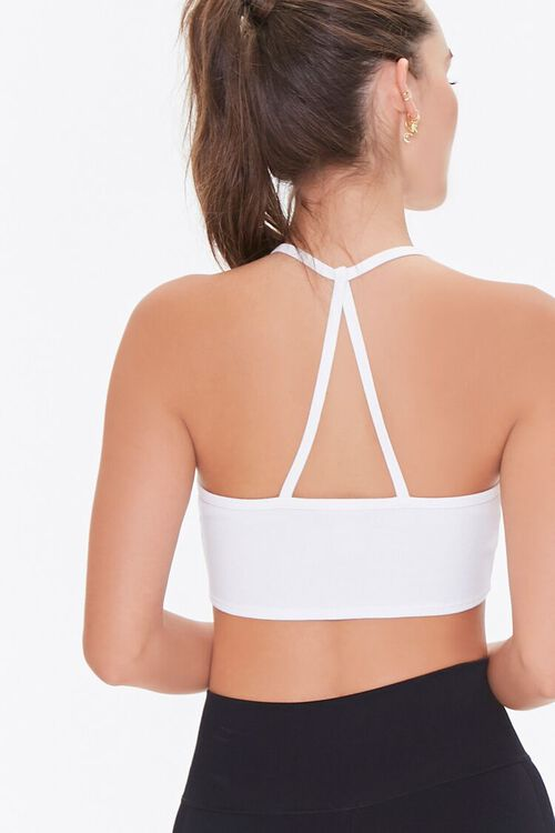 Active Caged-Back Cropped Cami, image 3