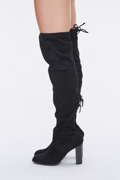 Slouchy Over-the-Knee Boots, image 2