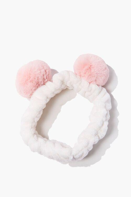 Pom Pom Ear Headwrap, image 1
