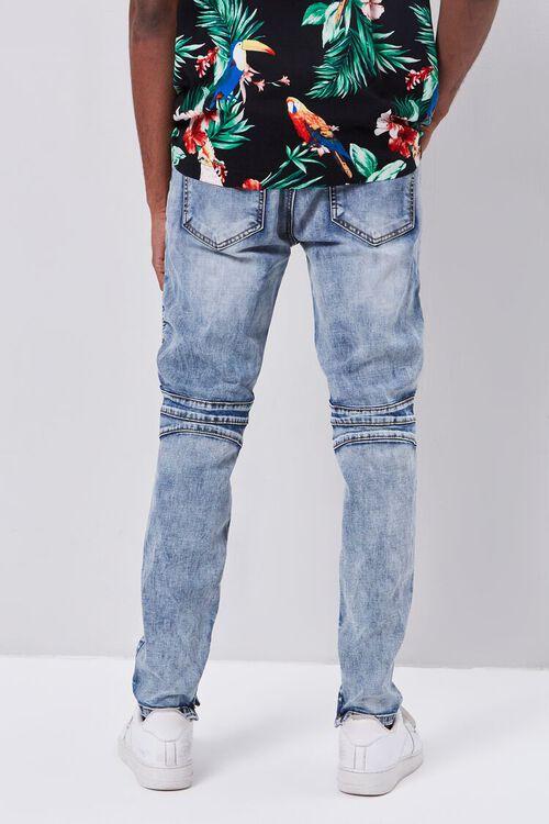 Distressed Moto Jeans, image 4