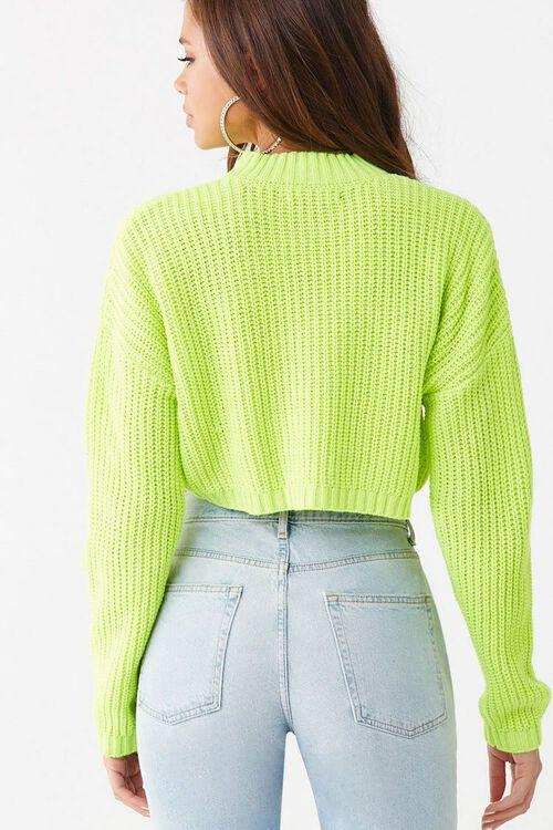 Mock Neck Sweater, image 3