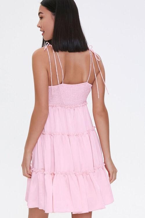 Tiered Mini Cami Dress, image 3
