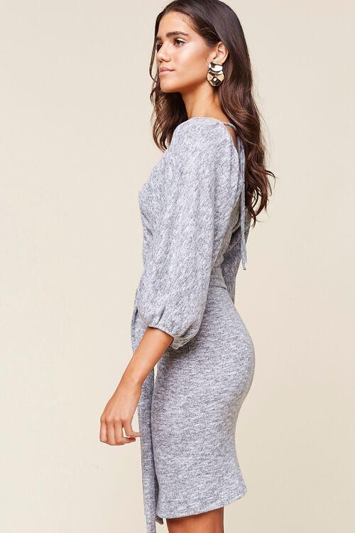 Marled Sweater Dress, image 2