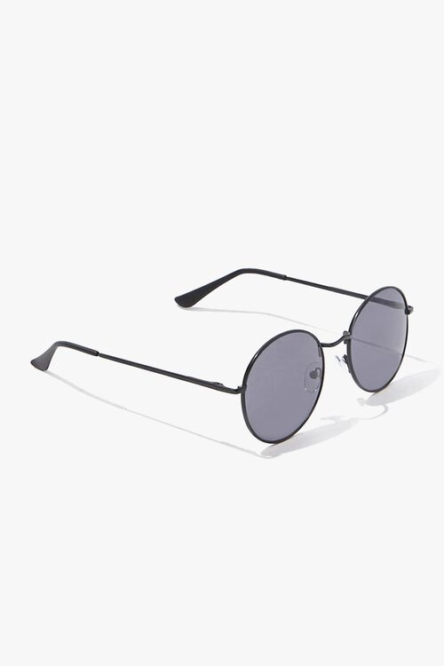 Men Round Sunglasses, image 2