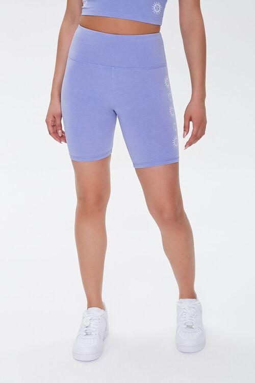 Active Sun & Moon Biker Shorts, image 2