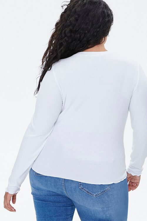 Plus Size Celestial Embroidered Graphic Tee, image 3