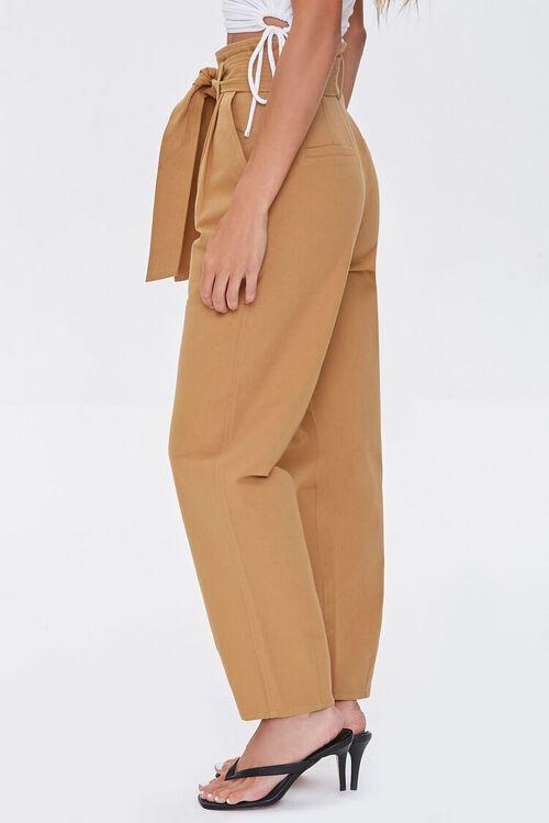 Pleated Straight-Leg Pants, image 3
