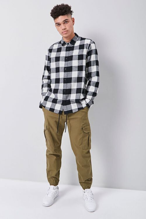 Classic Flannel Plaid Shirt, image 4