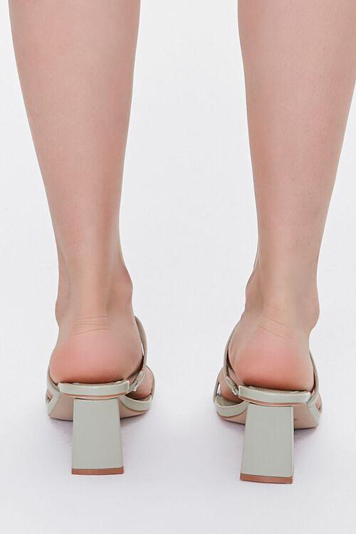 Square-Toe Block Heels, image 3