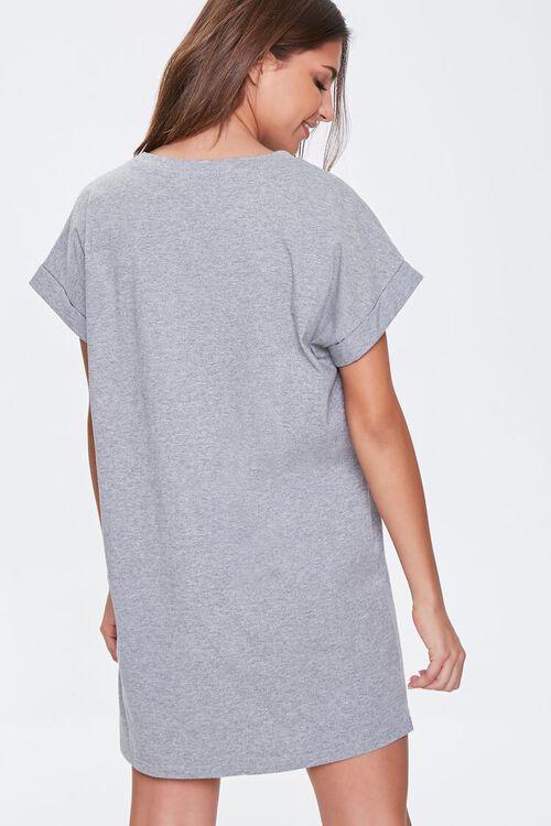 Liberty Graphic T-Shirt Dress, image 3