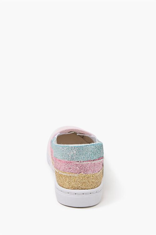 Girls Rainbow Slippers (Kids), image 2