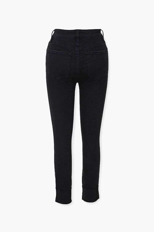 Recycled Mid-Rise Skinny Jeans, image 3