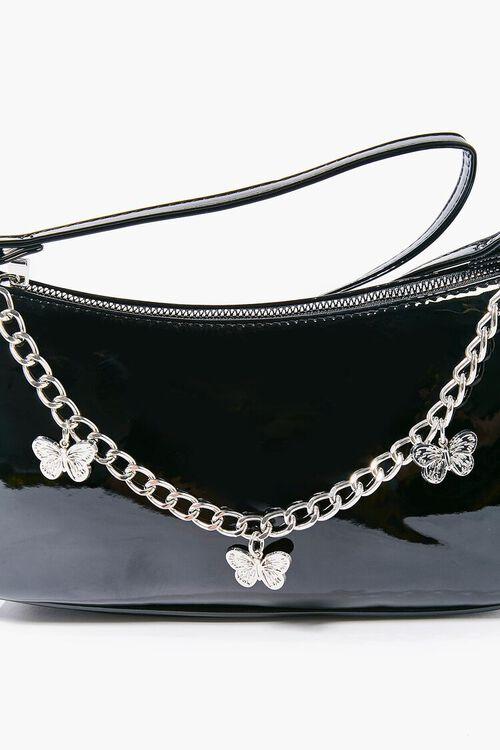 Butterfly Charm Shoulder Bag, image 3
