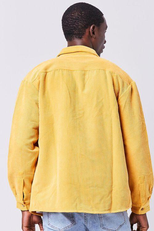 Classic Fit Corduroy Shirt, image 3