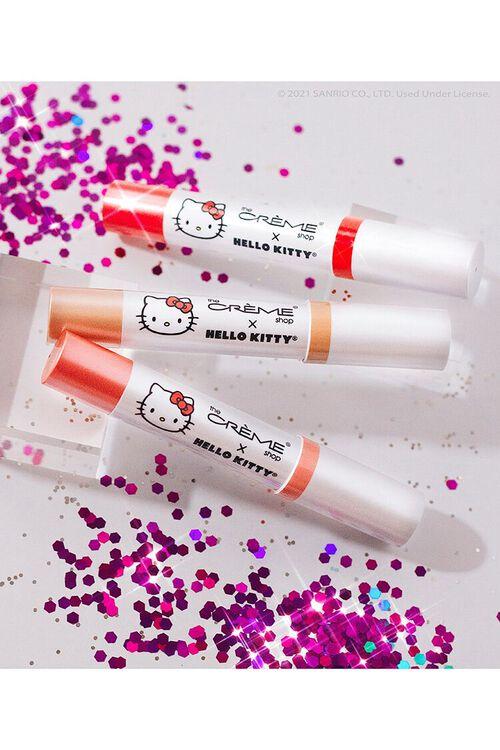 WHITE/GOLD The Crème Shop HELLO LIPPY Moisturizing Tinted Lip Balm - Birthday Babe, image 1