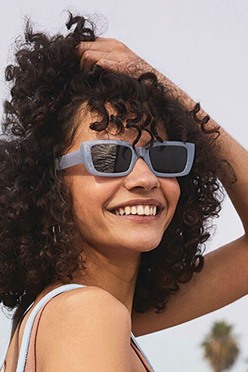 Rectangular Tinted Sunglasses, image 5