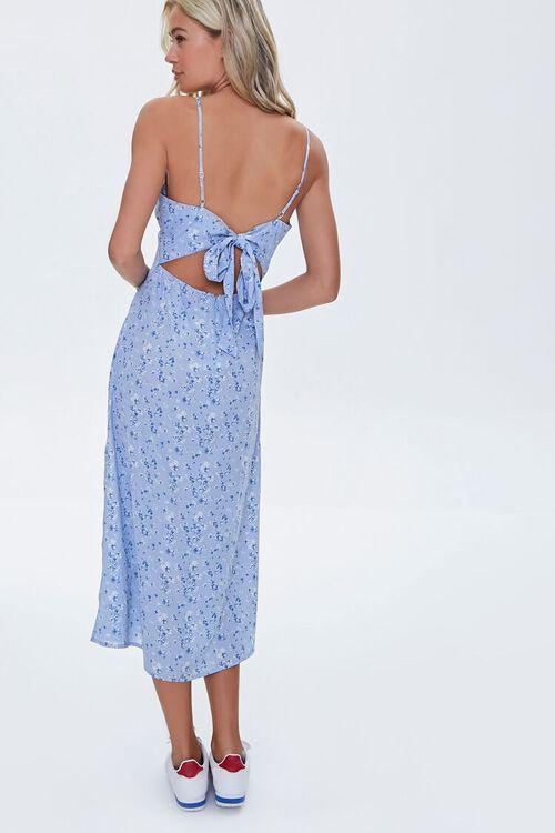 Floral Cami Midi Dress, image 5