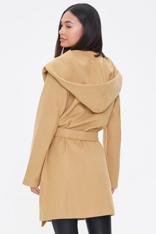 Hooded Wrap Jacket, image 3