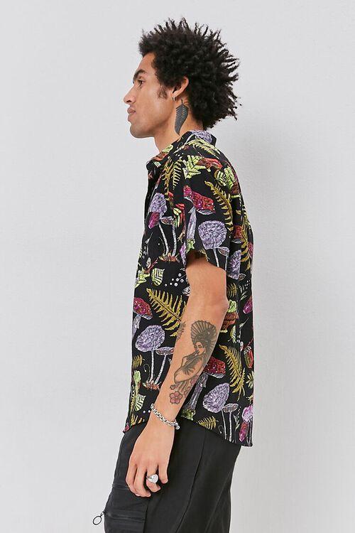 Mushroom Print Shirt, image 2