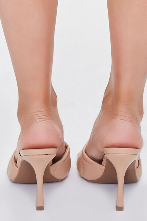 Quilted Square-Toe Heels, image 3